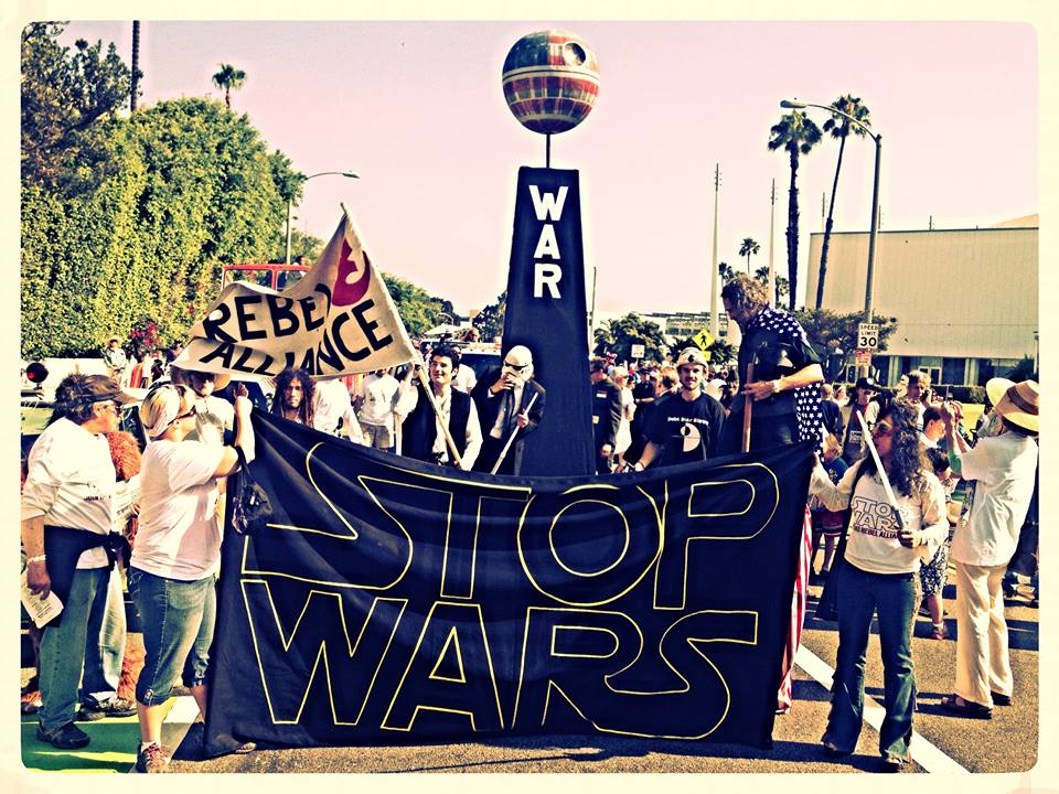 Venice Beach Joins The Rebel Alliance