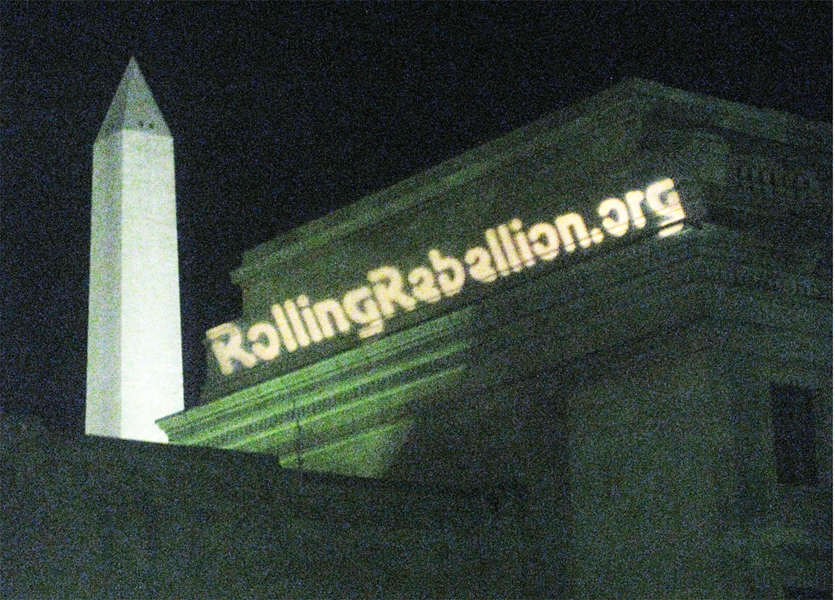 The Rolling Rebellion Shines A Light On DC
