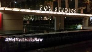 net neutrality fox studios occupy venice