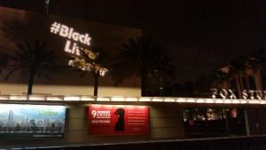 black lives matter occupy venice